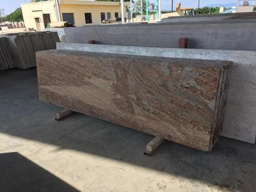 Rose Wood Granite Blocks