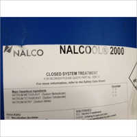 Nalco Liquid Nalcool 2000 for Industrial Use