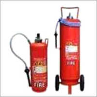 Foam Type Trolley Mounted Fire Extinguisher