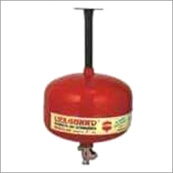Self Triggered Stand Alone Type fire Extinguisher