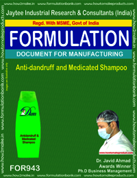Anti-dandruff and Medicated Shampoo