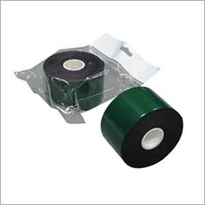 Heavy Duty Strong Double Sided 50mm x 5m Green Adh