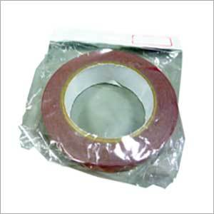 Sealing tape made in Taiwan red 30 mm x 5 m double sided adhesive foam