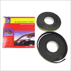 2cm5m Brown Taiwan Strong Adhesive Sealed silent tape