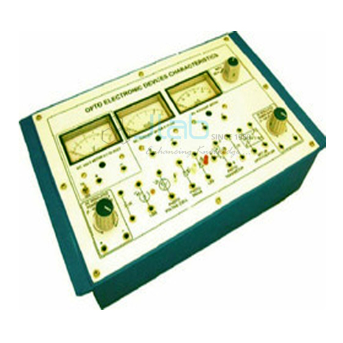 Characteristics of Opto Electronic Devices Kit