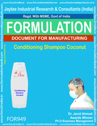 Hair Care Product Formulations