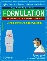 Conditioning Shampoo Coconut