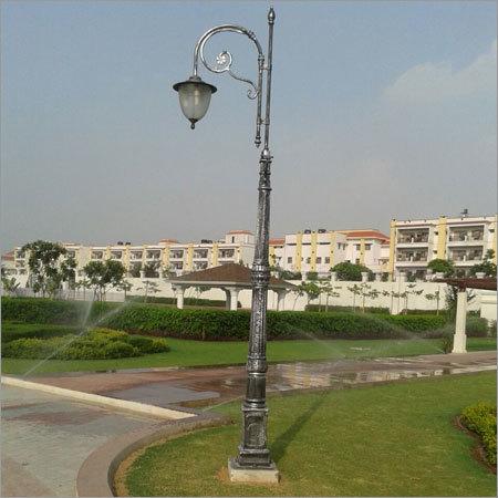 Pole Street Light