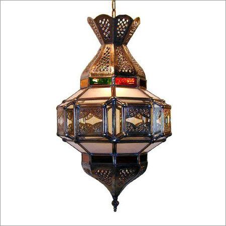 Designer Lantern Moroccan