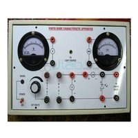 Photodiode Characteristics Apparatus