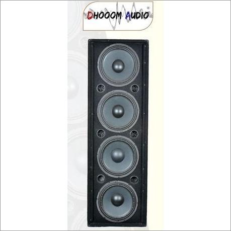 Speaker Box GM Series F12X800 (For Way Column)