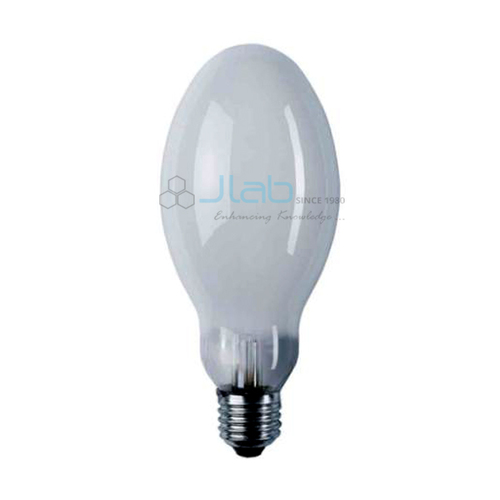 Mercury Vapour Lamp Hg for use with above Photo Voltaic Cell