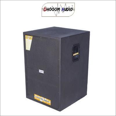 GM Series — Speaker Box