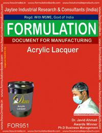 Acrylic Lacquer