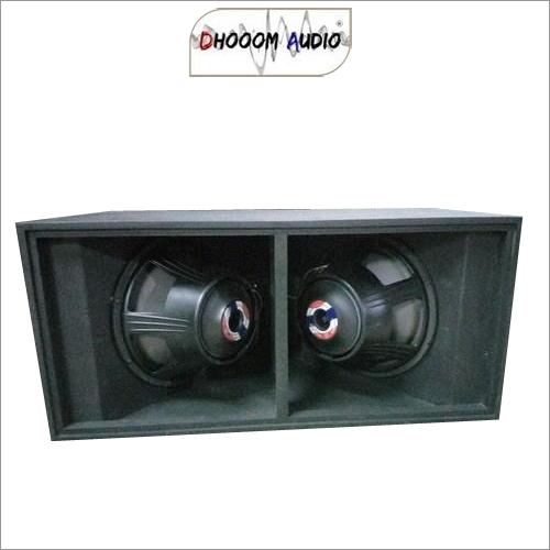 Dual 18'' Bass 2228 P-Audio Speaker Cabinet