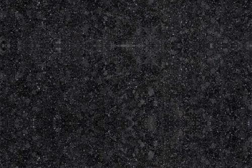 R- Black Granite