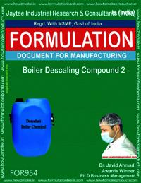 Boiler Descaling Compound Type 2