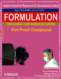 Fire Proof Compound