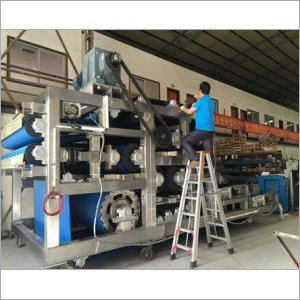 Stainless Steel Belt Press