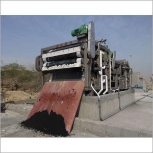 Domestic Sewage Treatment Belt Press