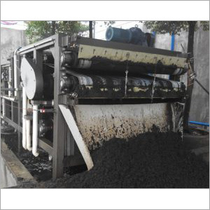 Slaughter House Sludge Dewatering Filter Press