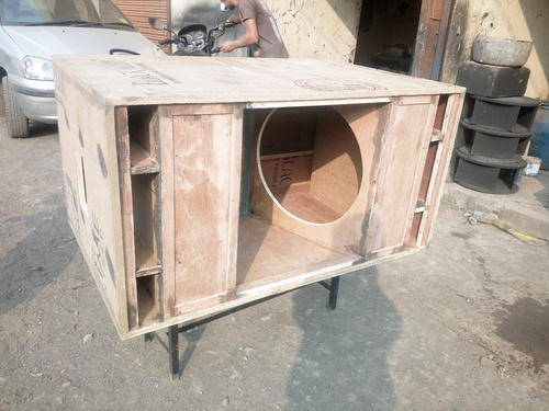RCF Dual 18'' Bass Type Speaker Empty Cabinet Manufacturer