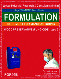 WOOD PRESERVATIVE (FUNGICIDE) type 2