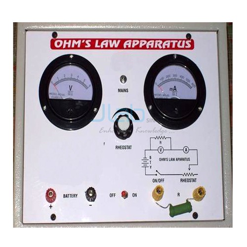 Ohms Law Apparatus