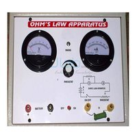 Ohms Law Apparatus
