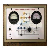 Charging and Discharging of Condensor