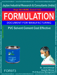 PVC Solvent Cement Cost effective