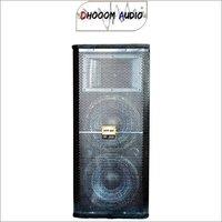 JBL Speaker Box Type 722 Dual 12
