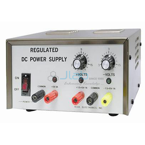 Regulated Power Supply Model