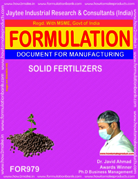 Solid Fertilizer