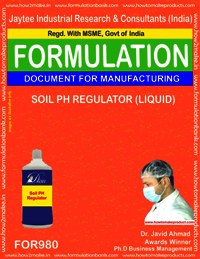SOIL pH REGULATOR (LIQUID)