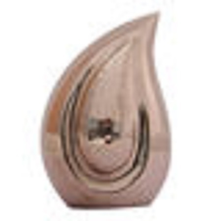 Windsor Teardrop Funeral Urn For Human Memorials