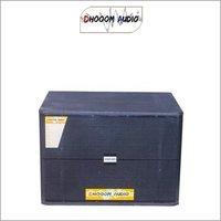 SRX 718 Bass Single 18'' Speaker Box