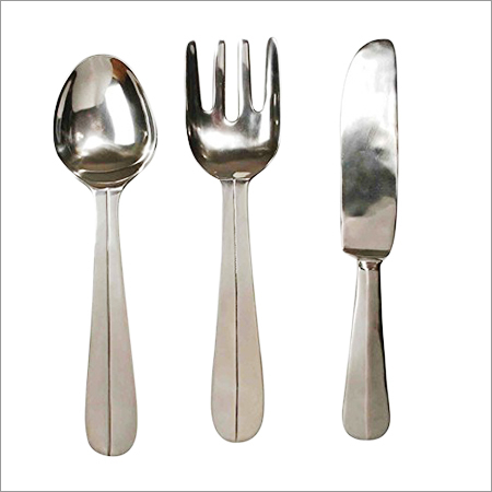 Aluminium Cutlery Set of Spoon