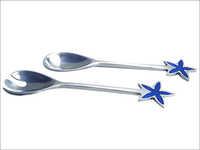Aluminium Salad Serving Spoon