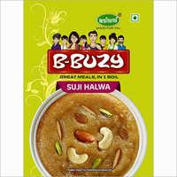 B-Buzy (Suji Halwa)