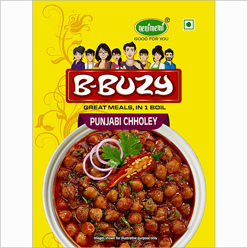 Punjabi Chholey Instant Mix