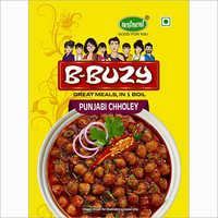 B-Buzy (Punjabi Chholey)