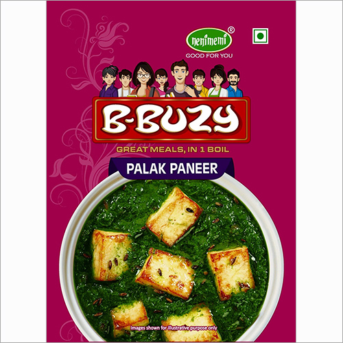 B-Buzy (One Boil Ready To Cook Food)