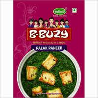 B-Buzy (Palak Paneer)