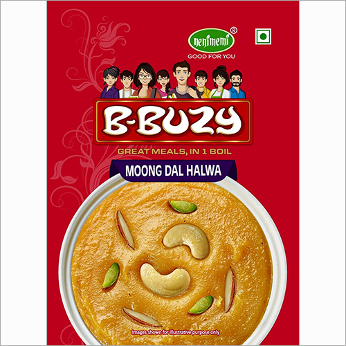 Moong Dal Halwa Instant Mix