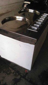 Pan Ice Cream Machine Manufacturer