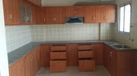 MDF MOLDED MODULAR KITCHEN