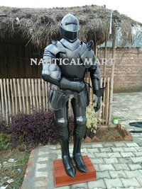 Italian Full Suit Of Armour - Halloween Costume Armor