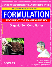Fertilizer Making Formulations
