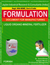 LIQUID ORGANO-MINERAL FERTILIZER